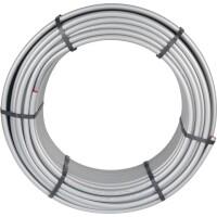 16x2,6 (бухта 100 м) труба стабильная PE-Xc/Al/PE-Xc, серая STOUT SPS-0001-001626